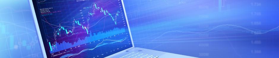 bilgisayar-finansal-mavi-grafik